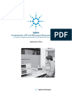 Fundamentals of RF and Microwave PowerMeasurements (Part 4) An Overview of Agilent Instrumentation for RFMicrowavePower Measurements - 5988-9216EN.pdf