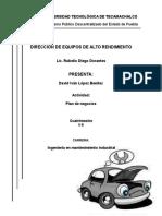 Plan de Negocios David I. Lopez B. 9B