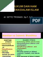 Etika Dan Hukum Islam Dalam Kes