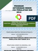 RESTRUKTURISASI-IKM- 2014
