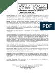 Pavilion Rental Agreement