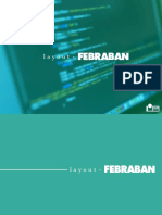 Manual Febraban WEB