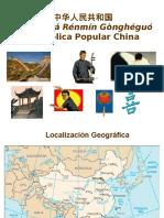China Datos Generales