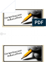 Orientación Educativa Unid PDF