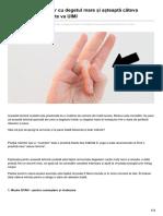 Anamariavasile.com-Unește Degetul Inelar Cu Degetul Mare Și Așteaptă Câteva Secunde Rezultatul Te Va UIMI