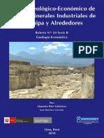Estudio Geologico-económico de Rocas y Minerales Industriales de Arequipa y Alrededores_3b 2010