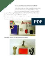 Manual Como Instalar Um HDD Externo Por ESata Na DM800 HD