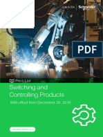 Schneider Contactors Pricelist Dec2016