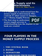 #6 Money Supply 1