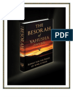 THE BESORAH OF YAHUSHA