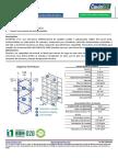 Ficha Técnica Estructura Covintec 2 Pulgadas