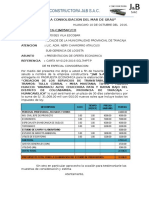 Cartas Pampas