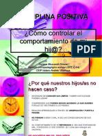disciplinapositivacharlapadres-110524035559-phpapp01