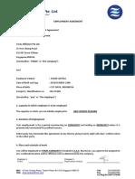 1. Employment Agreement - JackUp & LB (Wef 01012017) - AB DOAN