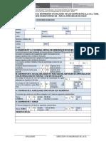Formato Para La Evaluación Distribución e Instalación de Material-JEC 2016