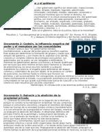 Documentos Anarquistas
