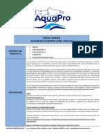 Ficha Tecnica Trucha Aquapro Final