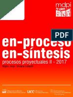 Procesos Proyectuales II 2017
