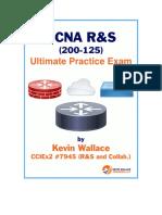 CCNA R S (200-125) Practice Exam