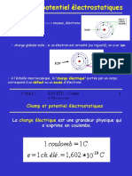 electrostatique cours