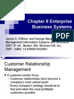 Chap08-Enterprise Business System