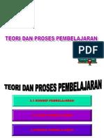Teori dan Proses Pembelajaran.ppt