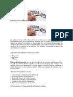 El Proceso de Auditoría FINANCIERA