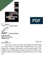 Death Wish-Lawrence Block