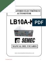 Manual Para Maquina de Diagnostico Automotriz