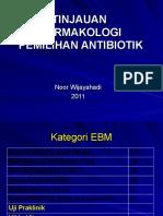 2011 PK-PD Antibiotik