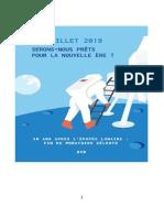 Hervé Baradat _20 Juillet 2019, Serons-nous Prêts Pour La Nouvelle Ère ?