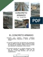 Introducción al concreto armado