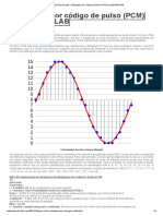 Digital IVision Labs !_ Modulação de Código de Pulso (PCM) Usando MATLAB