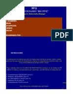 Programa BfQ 2