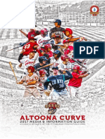 2017 Altoona Curve Media Guide
