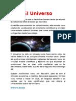 Univers o
