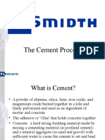 Cement Process Overview
