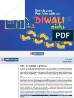 HDFC Sec Diwali 2016 Stock Picks