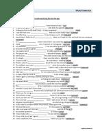 Wf011 Sentences