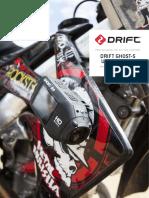 Drift Ghost S Manual En