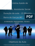 A FORMAÇÃO  PROFISSIONAL  TÉCNICA  COMO.pptx