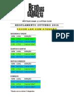 Regulamento Beco Das Garrafas 2017