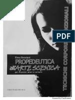 Elena Bresciani - Propedeutica All'Arte Scenica