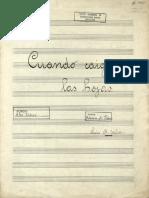 Luis a. Calvo - Cuando Caigan Las Hojas