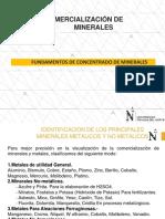 A.- Fundamentos de Concentrado de Minerales