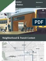 Airport Metro Connector update