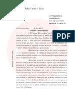 Procesamiento de Oscar Parrilli y Katya Daura