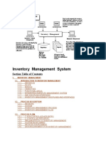 Inventory Management System