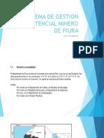 Sistema de Gestion Del Potencial Minero de Piura