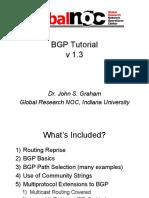 2010 BGP Tutorial Graham